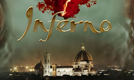 Dan Brown Inferno book cover