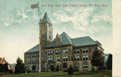 redwingtrainingschool1908